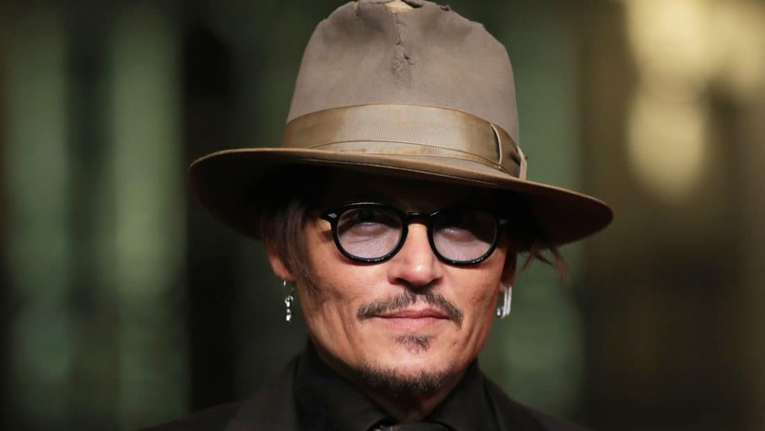 Johny Depp - Best Actors of All Time