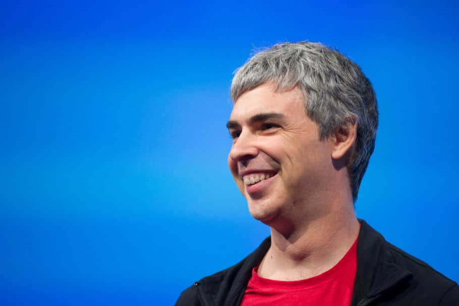 Larry Page - Top 10 Richest People in The World