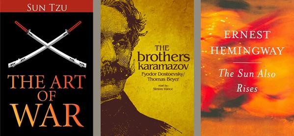 Books - Best Birthday Gift Ideas for Men