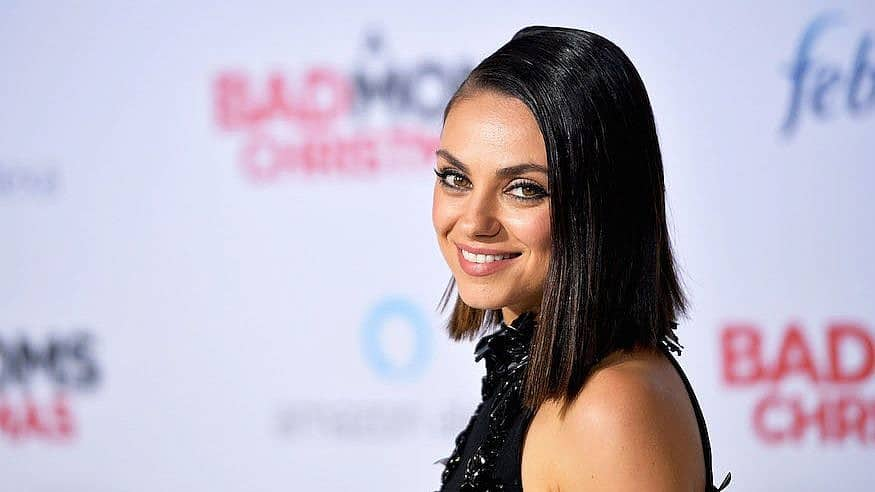Mila Kunis - Top 10 Most Popular Hollywood Actresses In 2020