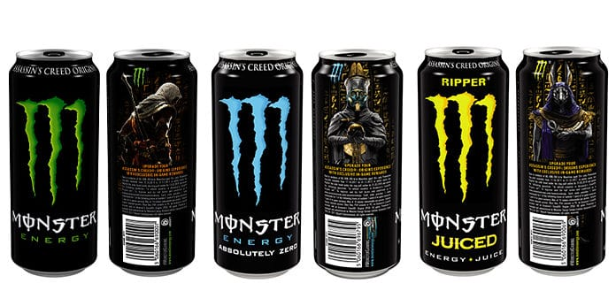 Monster - Best Energy Drink