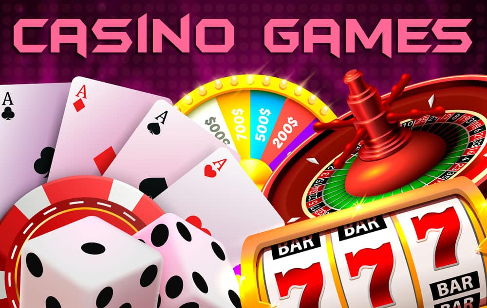 Try your luck at online casinos