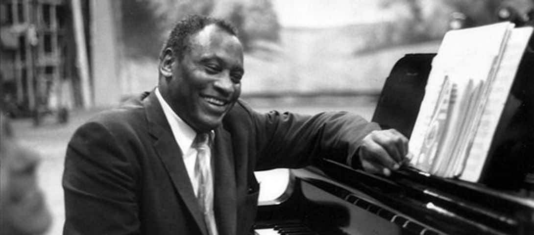 Paul Robeson - #6th Multi-Talented People Of All Time