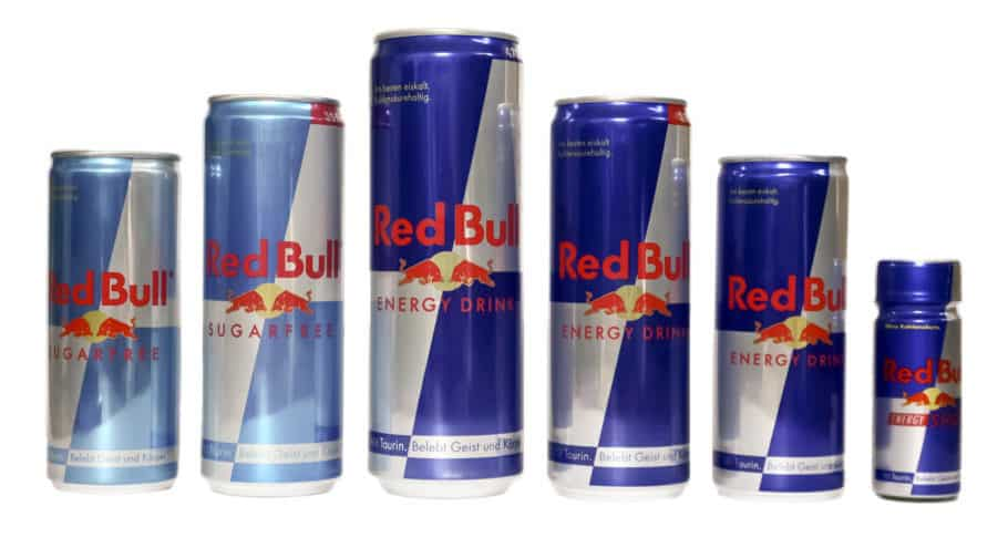 Red Bull - Best Energy drink