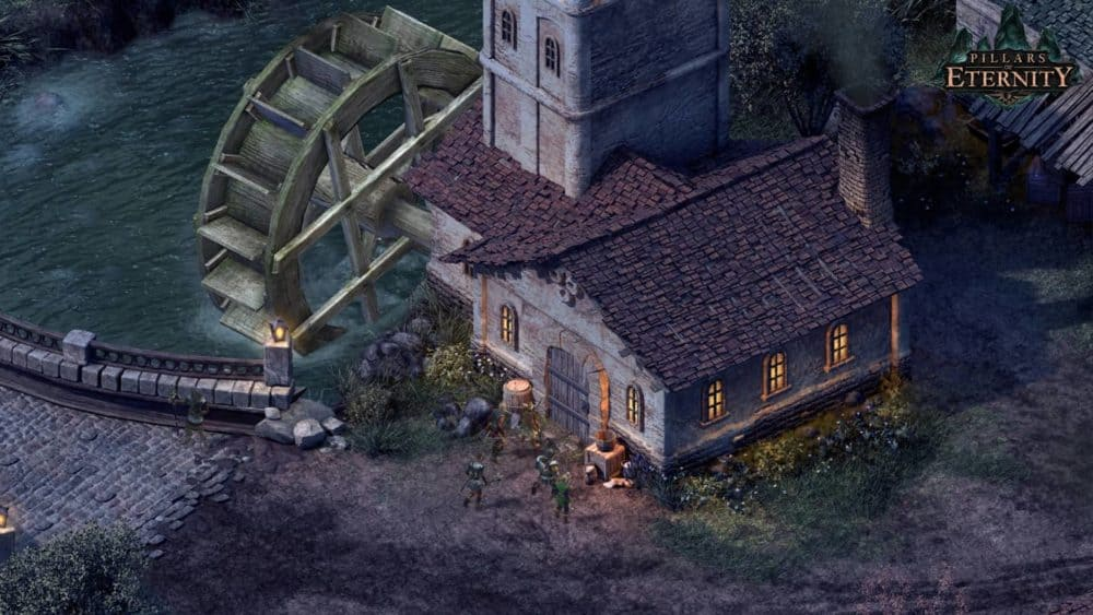 Play an RPG: Pillars of Eternity, Pillars of Eternity 2: Deadfire