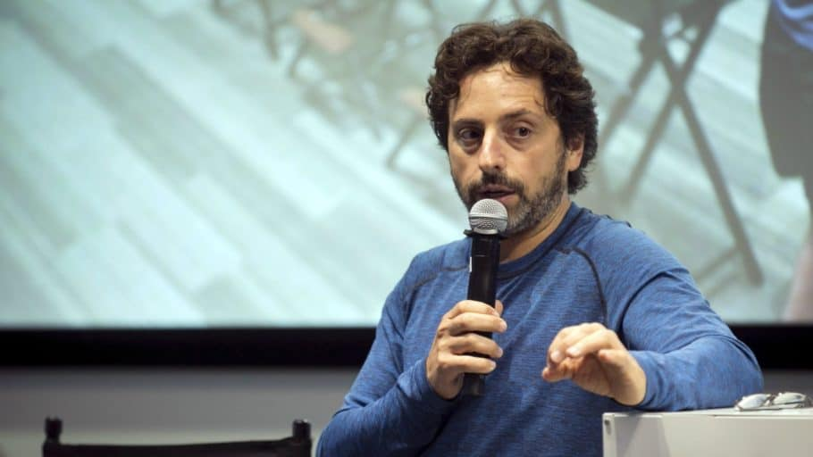 Sergey Brin - Top 10 Richest People in The World