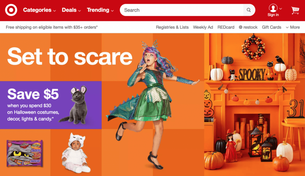 Target.com - Online Shopping Site