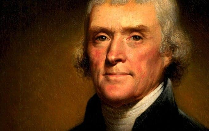 Thomas Jefferson - Top Famous Politicians