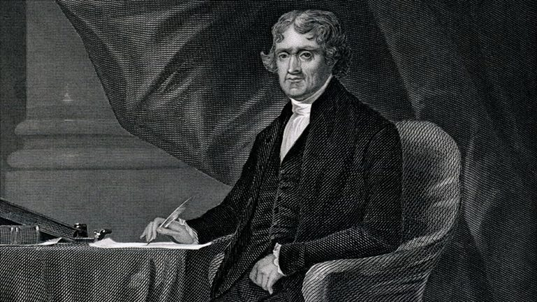 Thomas Jefferson - #7th Multi-Talented People Of All Time