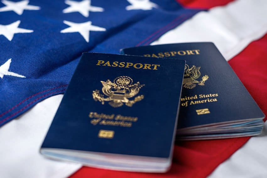 United States of America Passport - #8th Most powerful passports in 2020